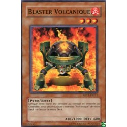 Blaster Volcanique (C) [FOTB]