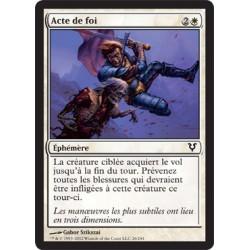 Blanche - Acte de Foi (C) FOIL [AVR]