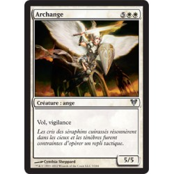 Blanche - Archange (U) FOIL [AVR]