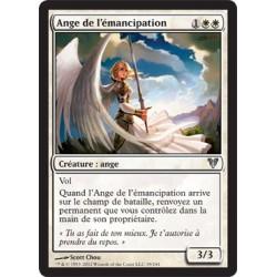 Blanche - Ange de l'Emancipation (U) FOIL [AVR]