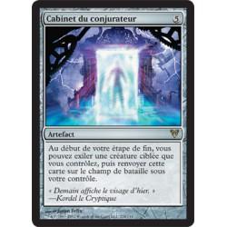 Artefact - Cabinet du Conjurateur (R) FOIL [AVR]