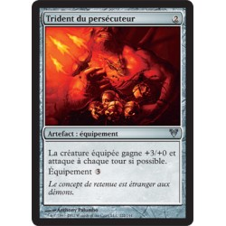 Artefact - Trident du Persécuteur (U) FOIL [AVR]