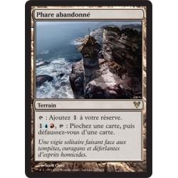 Terrain - Phare Abandonné (R) FOIL [AVR]