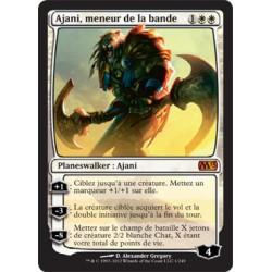 Blanche - Ajani, Meneur de la Bande (M) FOIL [M13]