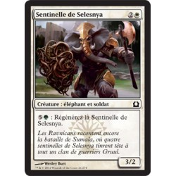 Blanche - Sentinelle de Selesnya (C) [RTR]