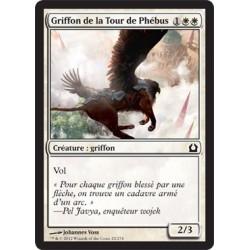 Blanche - Griffon de la Tour de Phébus (C) [RTR]