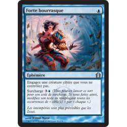 Bleue - Forte Bourrasque (U) [RTR]