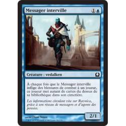 Bleue - Messager Interville (C) [RTR]