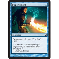 Bleue - Dispersement (C) [RTR]