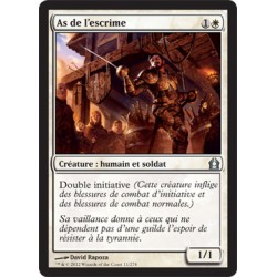 Blanche - As de l'Escrime (U) [RTR]