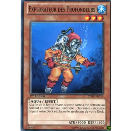 Explorateur Des Profondeurs (C) [SDRE]