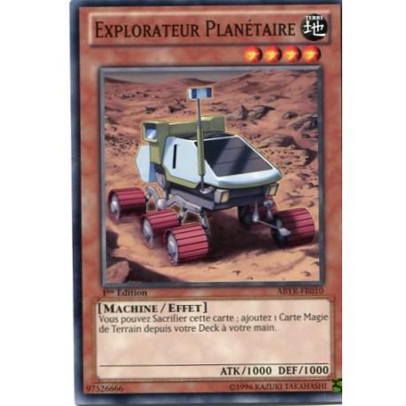 Explorateur Planétaire (C) [ABYR]