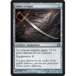 Artefact - Sabre Civique (U) [FOIL RTR]