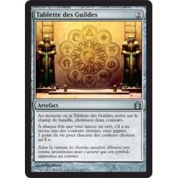 Artefact - Tablette des Guildes (U) [FOIL RTR]