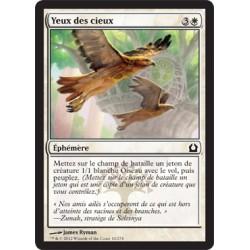 Blanche - Yeux des Cieux (C) [FOIL RTR]
