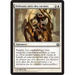 Blanche - Défenses Nées des Racines (C) [FOIL RTR]