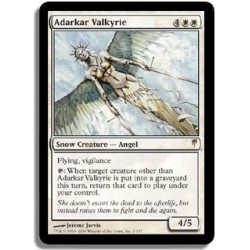 Blanche - Valkyrie d'Adarkar (R) [SGVF]