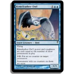 Bleue - Hibou plumegivre (R) [SGVF]