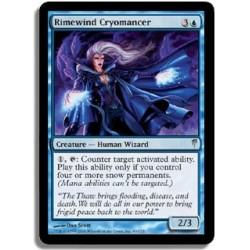 Bleue - Cryomancienne de Soufflegivre (U) [SGVF]