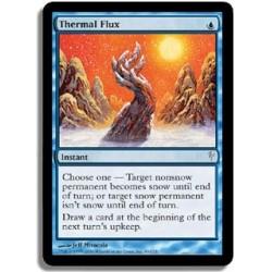 Bleue - Flux thermique (C) [SGVF]