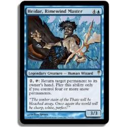 Bleue - Heidar, maître de Soufflegivre (R) [SGVF]