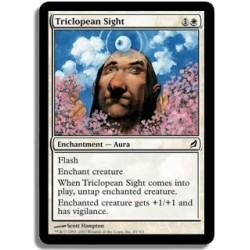 Blanche - Vision triclopéenne (C)