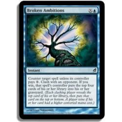 Bleue - Ambitions brisées (C)