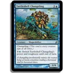 Bleue - Changelin à écailles de tortue (U)