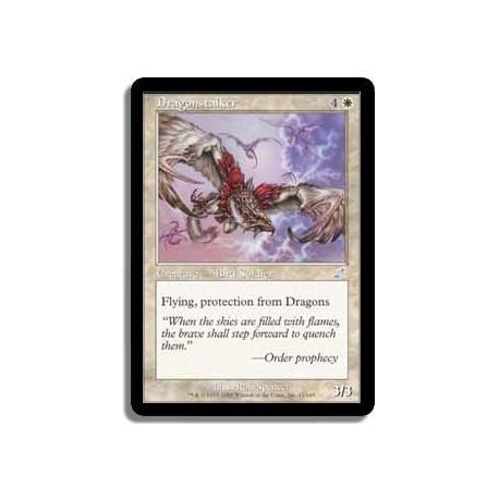 Blanche - Pisteur de dragon FOIL (U) FLEAU