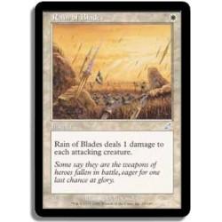 Blanche - Pluie de lames FOIL (U) FLEAU