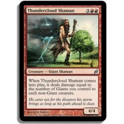 Rouge - Shamane de nuée d'orage (U)