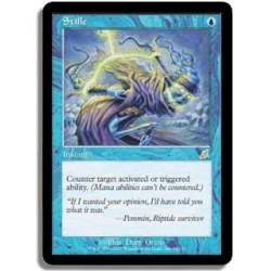Bleue - Asphyxie FOIL (R) FLEAU
