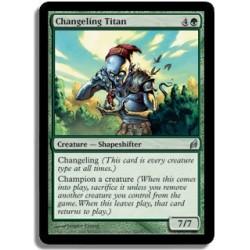 Verte - Titan changelin (U)