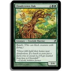 Verte - Chêne cimenuage (C)