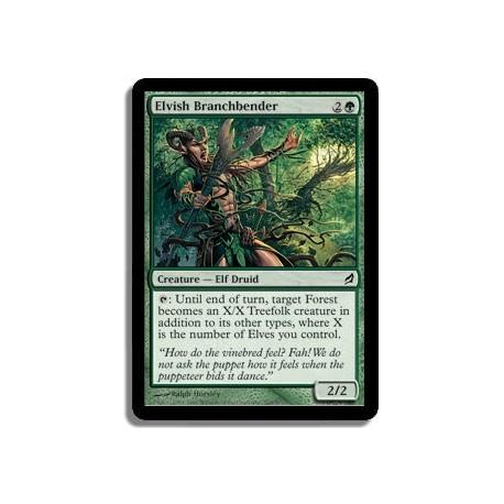 Verte - Elfe courbebranche (C)