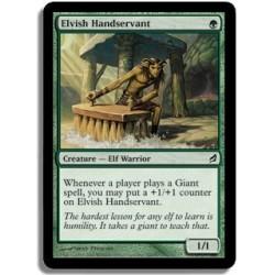 Verte - Servant elfe (C)