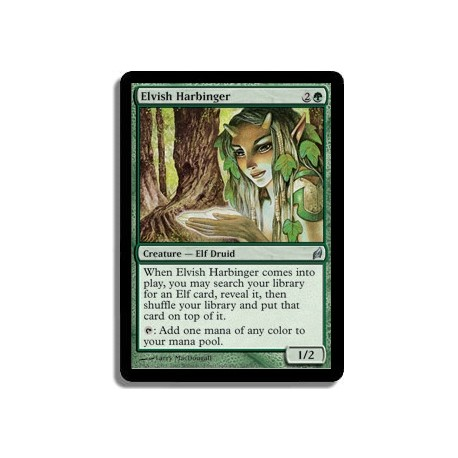 Verte - Annonciatrice elfe (U)