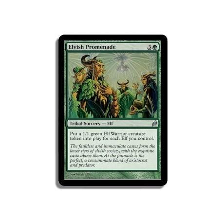Verte - Promenade chez les elfes (U)