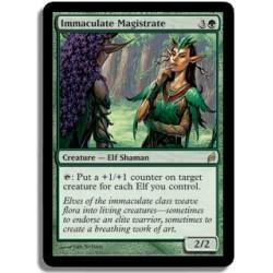 Verte - Magistrat immaculé (R)