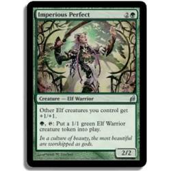 Verte - Parfaite impérieuse (U)