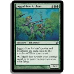 Verte - Archers de la Cicatrice zébrée (U)