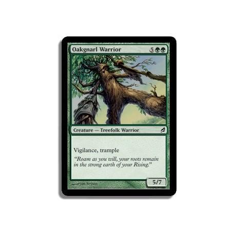 Verte - Chêne noueux guerrier (C)
