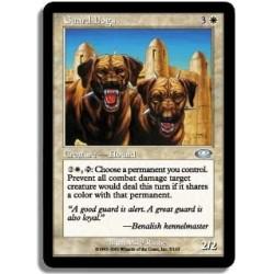 Blanche - Chiens de garde FOIL (U)