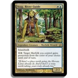 Or - Sygg, guide de rivière (R)