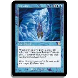 Bleue - Caverne glaciaire FOIL (R)