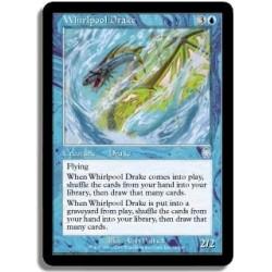 Bleue - Drakôn des tourbillons FOIL (U)