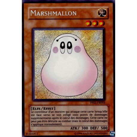 Marshmallon (Secret Rare)