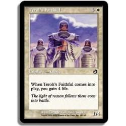 Blanche - Fidèle de Téroh FOIL (C)