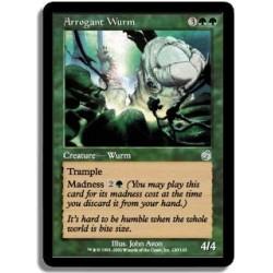 Verte - Guivre arrogante FOIL (U)