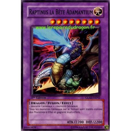 Raptinus la Bête Adamantium (C)
